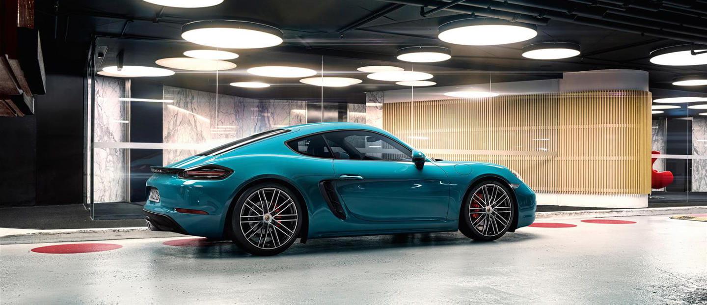 6 extras para hacer a tu Porsche 718 Cayman aún más deportivo