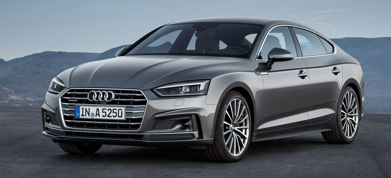 Audi A5 Sportback 2017: completa renovación para el coupé de cuatro puertas de Audi