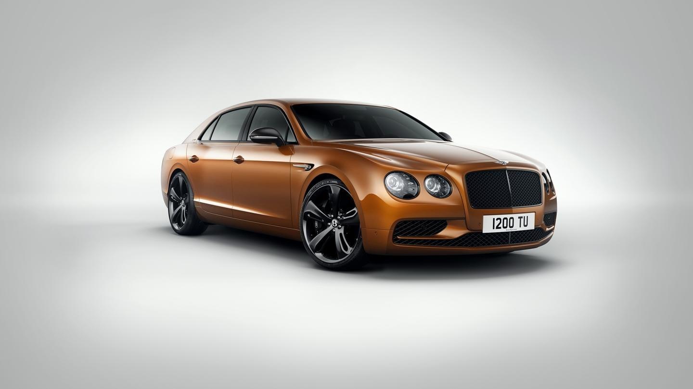 Bentley Flying Spur W12 S: la berlina Bentley más rápida de la historia