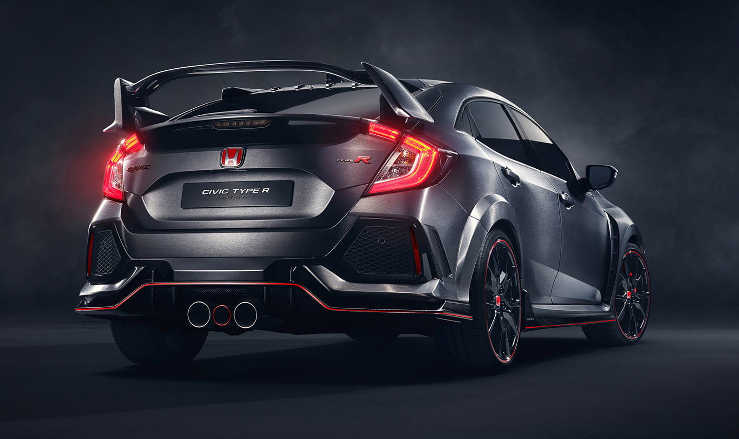brutal el nuevo honda civic type r desvelado en 8 fotos m s bestia que nunca diariomotor. Black Bedroom Furniture Sets. Home Design Ideas