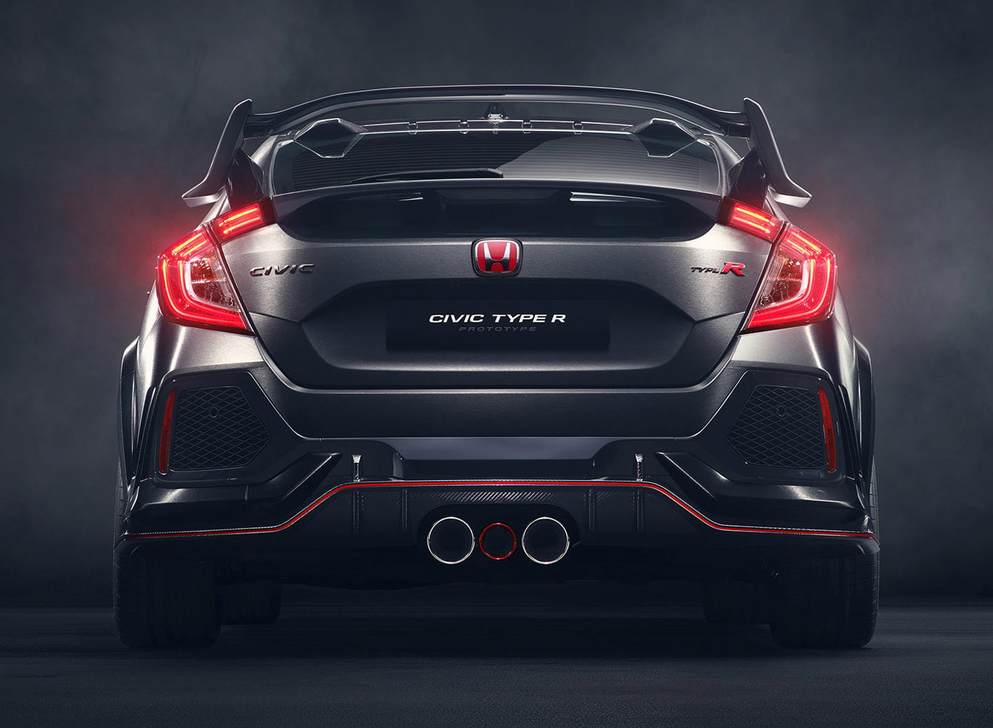 Brutal el nuevo honda civic type r desvelado en 8 fotos for Buy honda civic type r