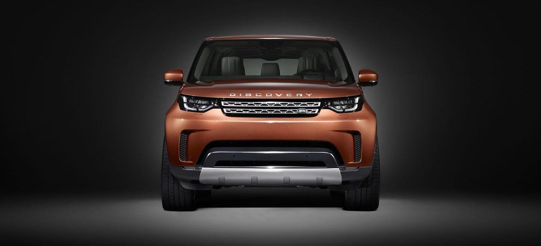 Esta es la primera imagen del Land Rover Discovery del futuro, ¿se habrá suavizado?