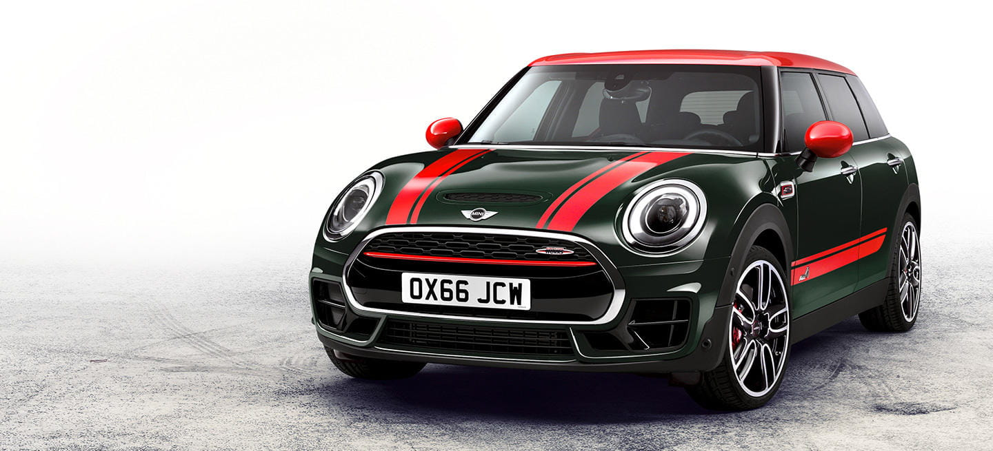 oficial el mini john cooper works clubman 2017 llega con 231 cv y tracci n a las cuatro ruedas. Black Bedroom Furniture Sets. Home Design Ideas