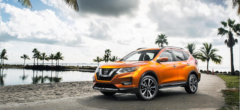 ¿Hay un facelift para el Nissan X-Trail en camino? El Nissan Rogue 2017 nos hace pensar en ello