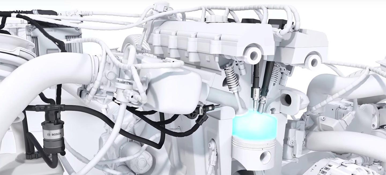 Vídeo: ¿cómo funciona la inyección de agua en el motor? Bosch nos cuenta los secretos de esta tecnología