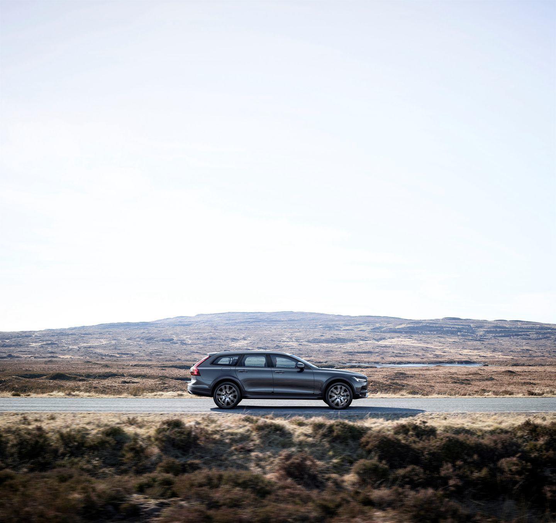 Volvo V90 (2016) 43