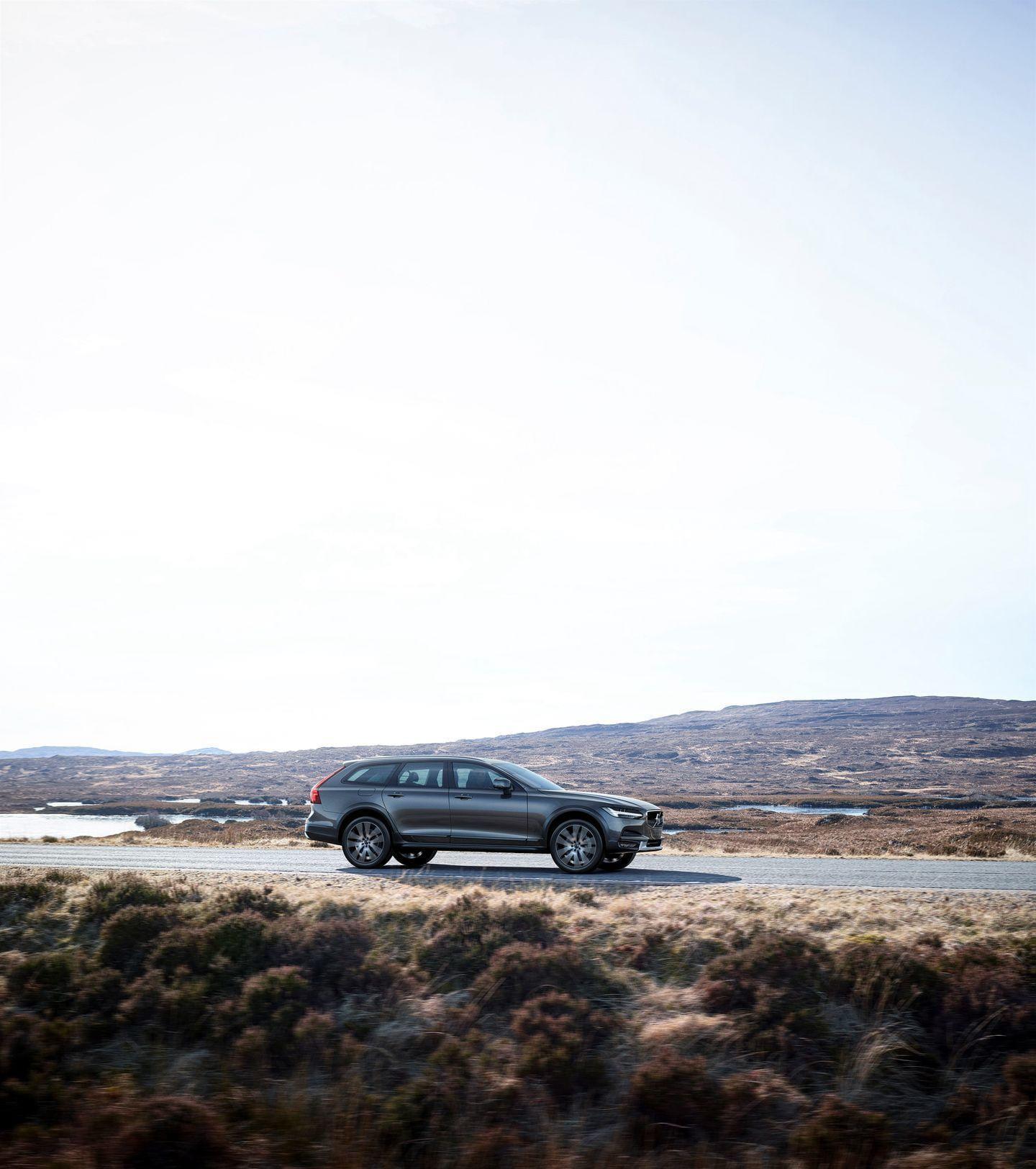 Volvo V90 (2016) 42