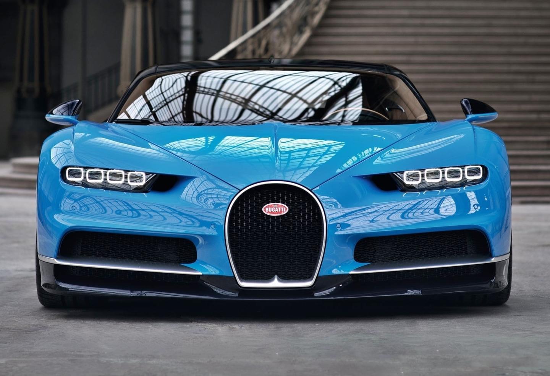 4 hechos que hacen del Bugatti Chiron una absoluta decepción