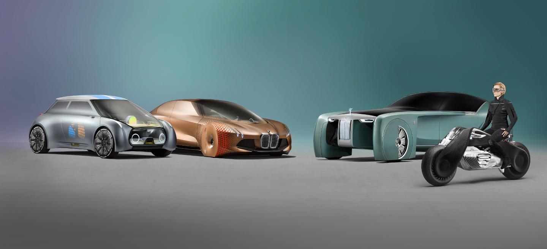 8 claves que hemos aprendido sobre el futuro con los BMW Vision Next 100