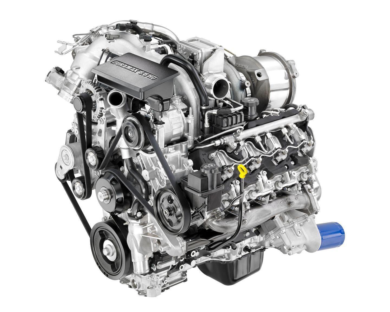445 CV y 1.234 Nm: los guarismos de las nuevas Chevrolet ...