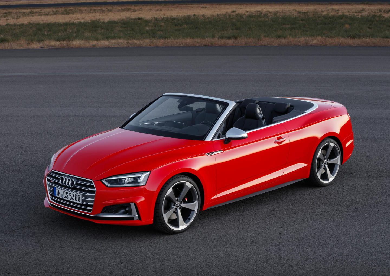 Audi S5 Cabrio 2017 Todos Los Detalles 354 Caballos Traccion Total Y Con El Cielo De Techo Diariomotor