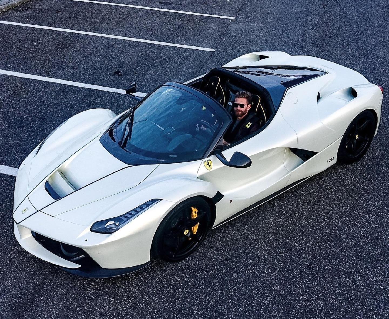 5 coleccionistas de coches que deberías seguir en Instagram para conocer todos los detalles de sus hiperdeportivos