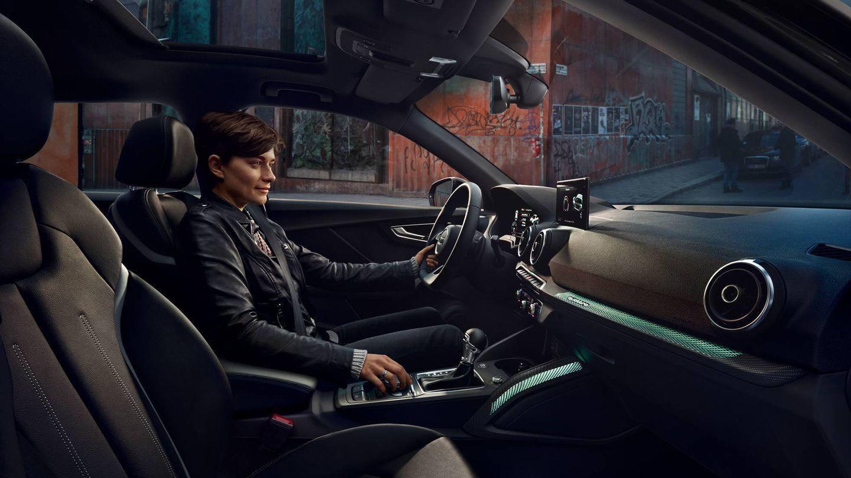 Audi q2 untaggable edition sobredosis de equipamiento y for Interieur q2