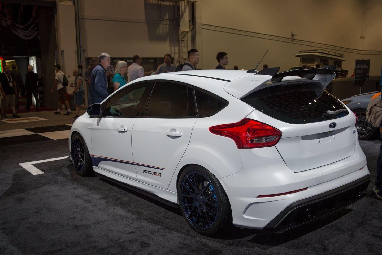 Roush Performance Crea Un Ford Focus Rs Con 500 Cv Un