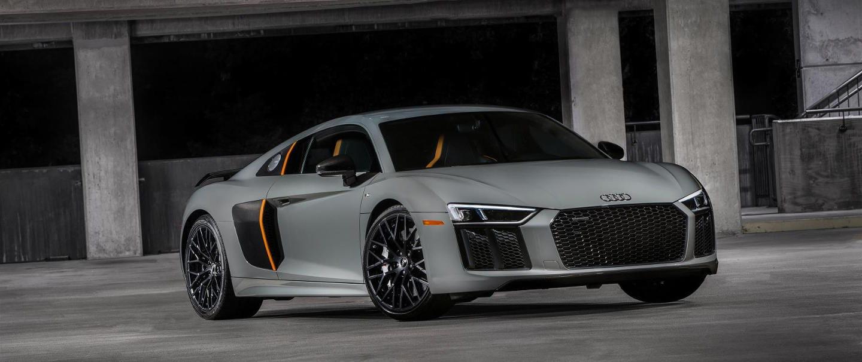 Audi celebra la llegada de los faros láser a EEUU con una edición especial del Audi R8 Plus limitada a sólo 25 unidades