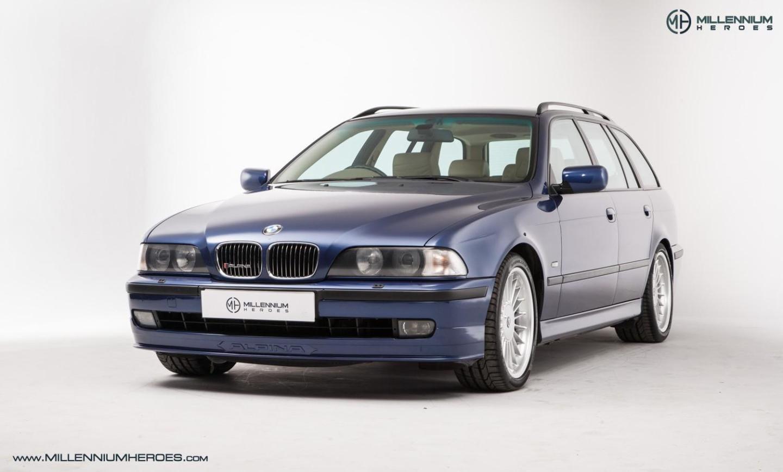 Este Bmw Serie 5 E39 Ha Sido Bendecido Con El Toque De Alpina Y Esta A La Venta Diariomotor
