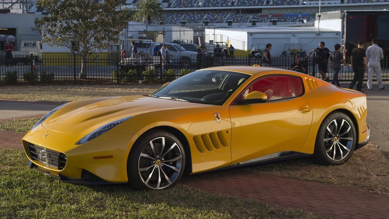 Ferrari SP 275 RW Competizione: 21 nuevas fotos y más curiosidades sobre el capricho definitivo