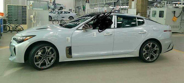 ¿Es este el Kia que aspira a destonar al Audi A5 Sportback en su terreno de juego?