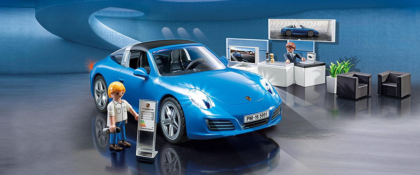 playmobil nos tienta y quiere que estas navidades estrenes un porsche 911 targa diariomotor. Black Bedroom Furniture Sets. Home Design Ideas