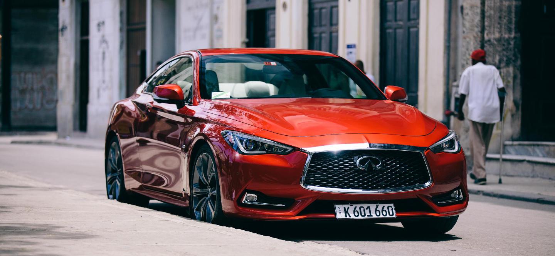 El primer coche norteamericano que llega a Cuba en 58 años es japonés: esta es la historia de este Infiniti Q60