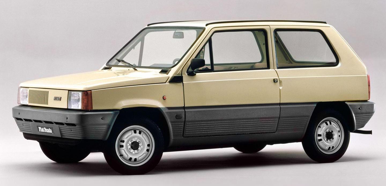 Historia Del Fiat Panda I 1980 El Nacimiento De Un Mito Pandaraiddm Diariomotor