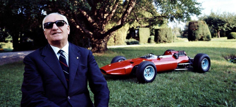 """15 citas legendarias de """"Il Commendatore"""", el polémico y genial Enzo Ferrari"""