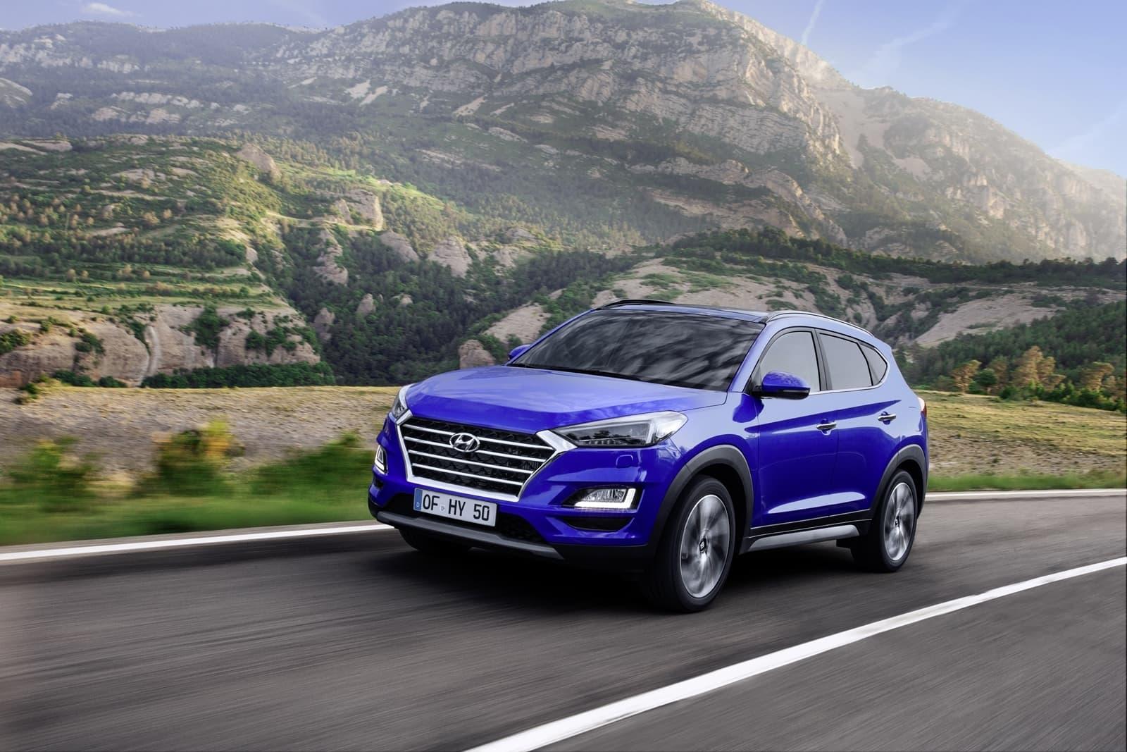 Hyundai Tucson: precios, noticias, prueba, ficha técnica y ...