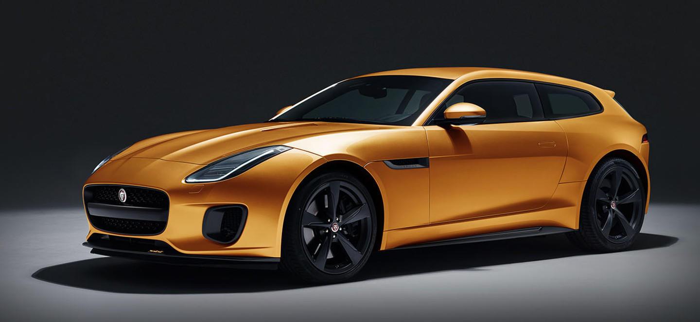 ¡Cuidado, no te enamores! Este Jaguar F-Type shooting brake es tan bonito como improbable