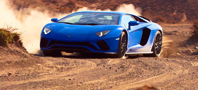 El Lamborghini Aventador S nos descubre en vídeo las 4 obras maestras y el rugido de este V12 de 740 CV