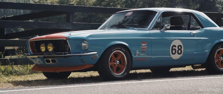 ¿Qué hay de malo en un Ford Mustang clásico con el motor de un Toyota Supra?