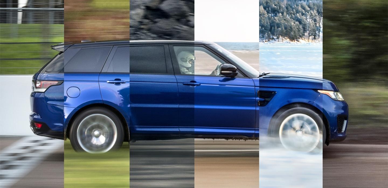¿Y tú, en que tiempo haces un 0-100 Km/h off-road? El Range Rover Sport SVR reta a todos sus rivales (Vídeo)