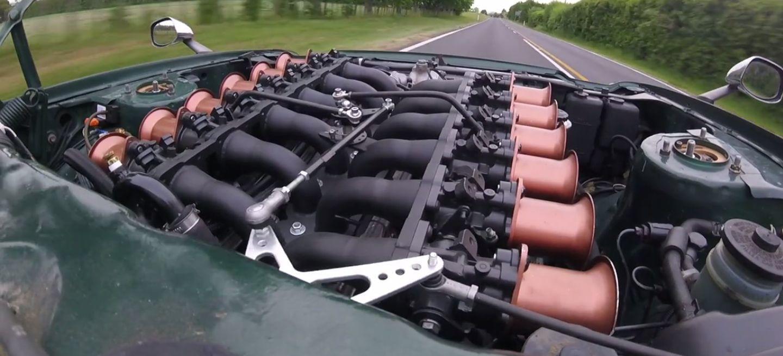 ¿Serías capaz de adivinar motor y coche sin más pistas que la primera imagen?
