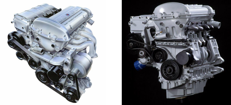 No olvidemos el brillante motor de compresión variable de Saab, cuyo desarrollo fue paralizado por General Motors
