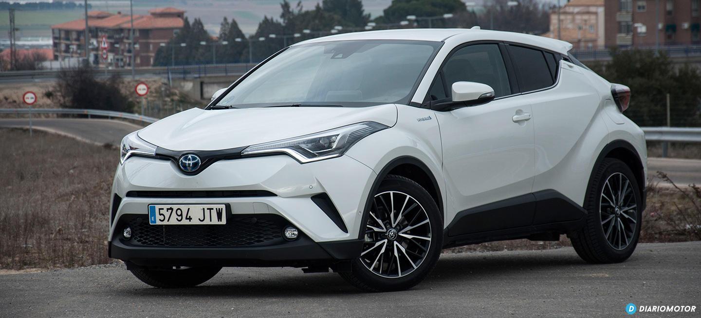 Ponemos a prueba al nuevo Toyota C-HR