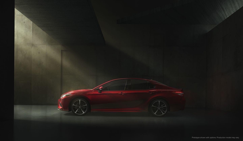 Toyota Camry (2019) 23