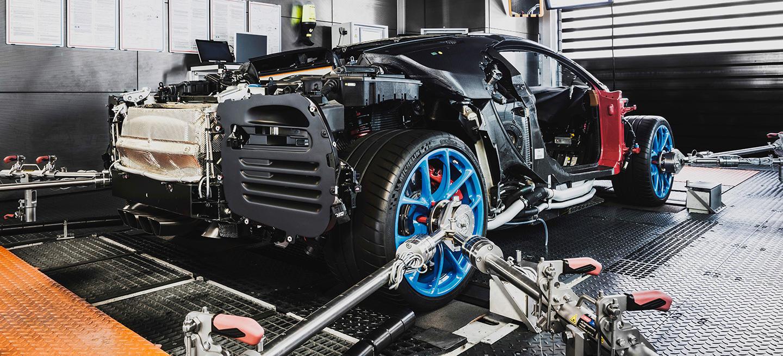 Así se fabrica el Bugatti Chiron: el vídeo que no nos cansamos de ver