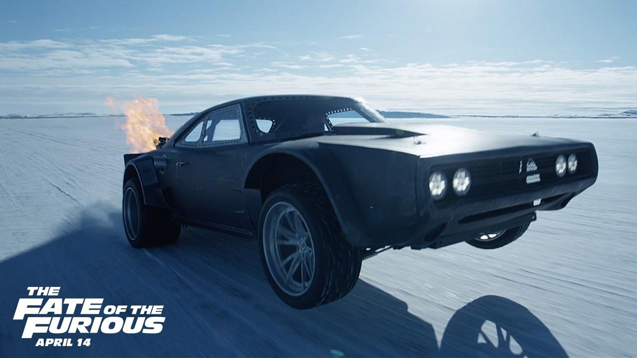 The Fate of the Furious: un nuevo y explosivo tráiler con motivo de la Superbowl