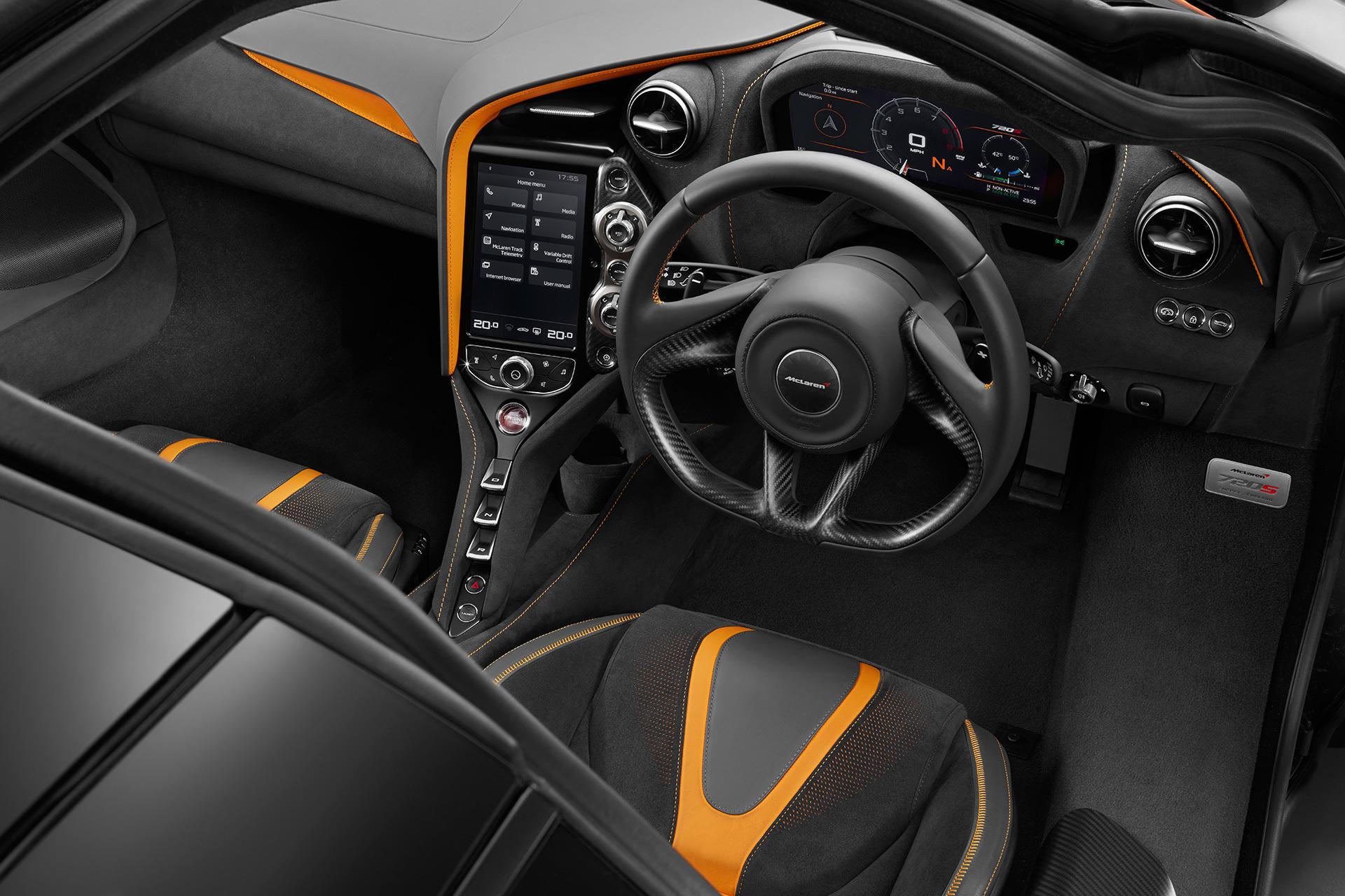 Mclaren F1 2017 Price >> McLaren 720S: precios, noticias, prueba, ficha técnica y fotos | Diariomotor