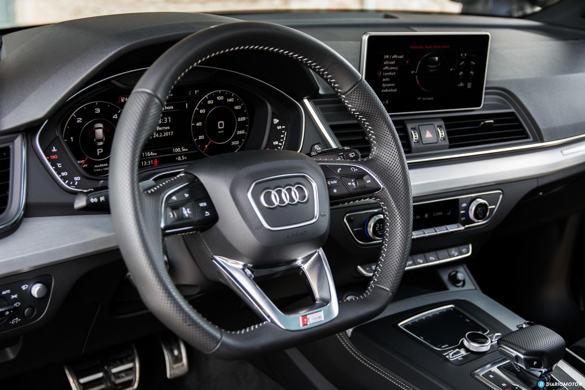 Audi q5 2017 toma de contacto mucho m s de lo que ves a for Gimnasio quatro