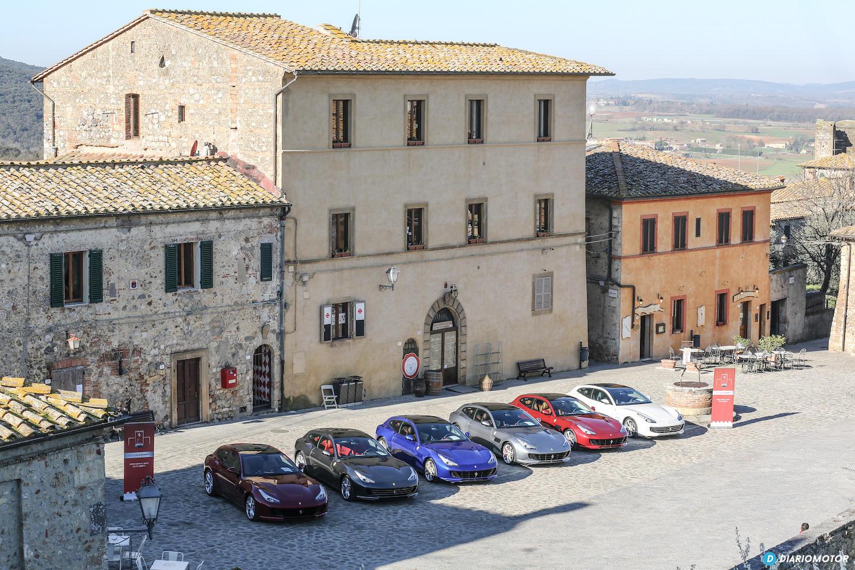 Ferrari GTC4Lusso T Monteriggioni