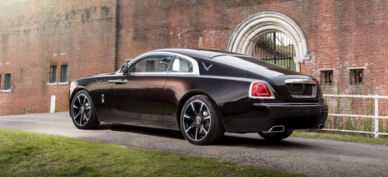 Rolls Royce Desvela Nueve Wraith únicos Inspirados En Mitos De La Música Británica