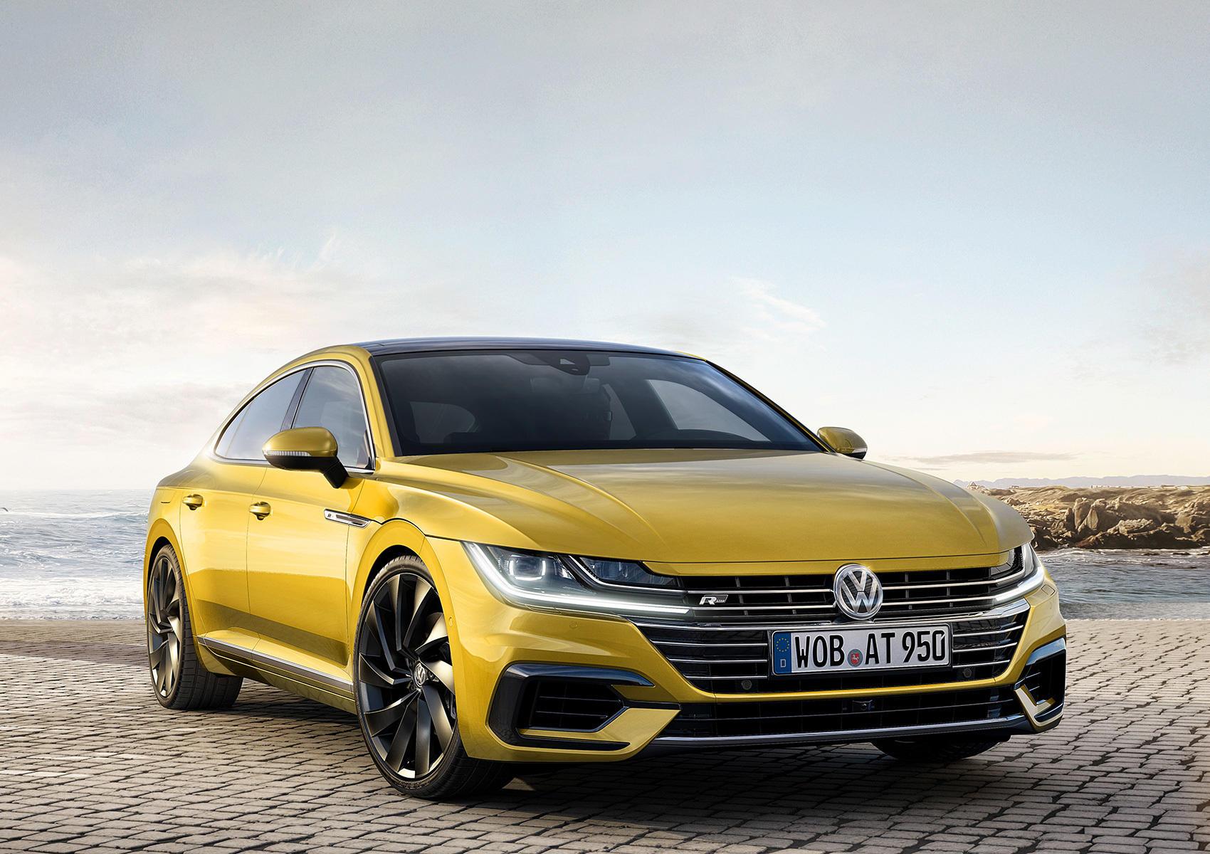 Nuevo Mazda 6 2018 >> Volkswagen Arteon: precios, noticias, prueba, ficha ...