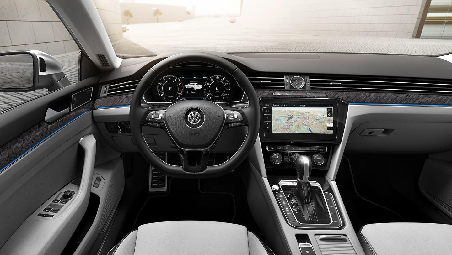 la gran oportunidad perdida del nuevo volkswagen arteon. Black Bedroom Furniture Sets. Home Design Ideas