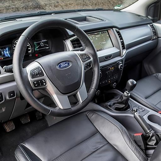 Ford Explorer 2017 Interior >> Ford Ranger: precios, prueba, ficha técnica y fotos