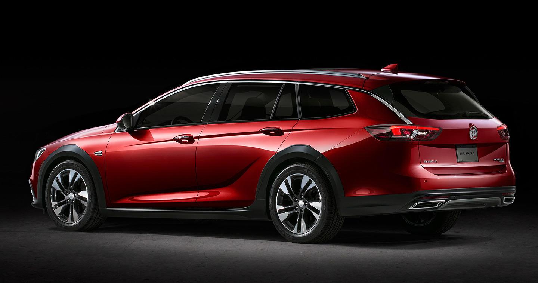 El Opel Insignia Country Tourer O Tourx La Fusi N De Un
