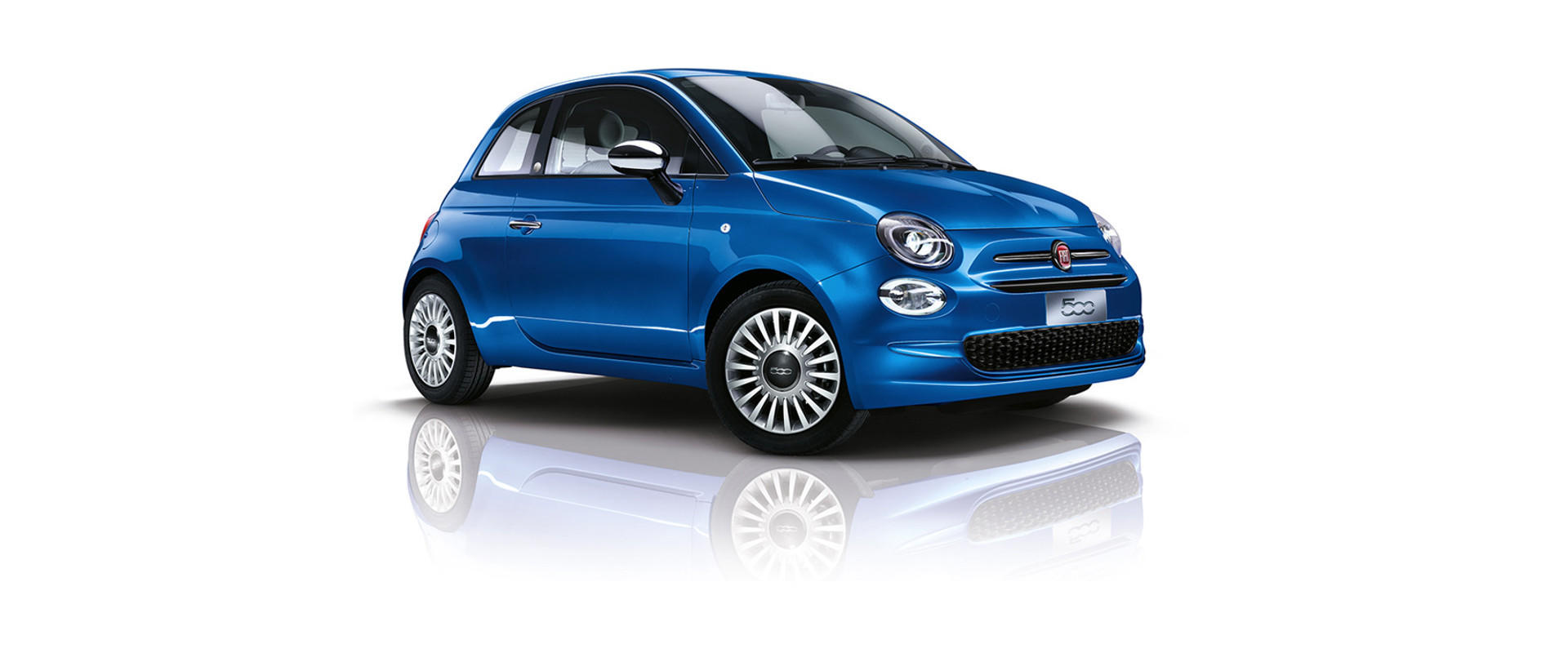 el fiat 500 mirror es un 500 desde euros con. Black Bedroom Furniture Sets. Home Design Ideas