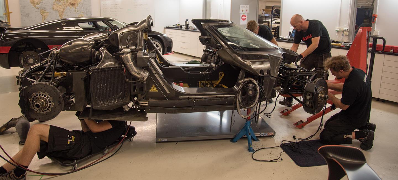 Por vídeos como este nos gusta tanto Koenigsegg: la mejor oferta de trabajo que has visto en mucho tiempo