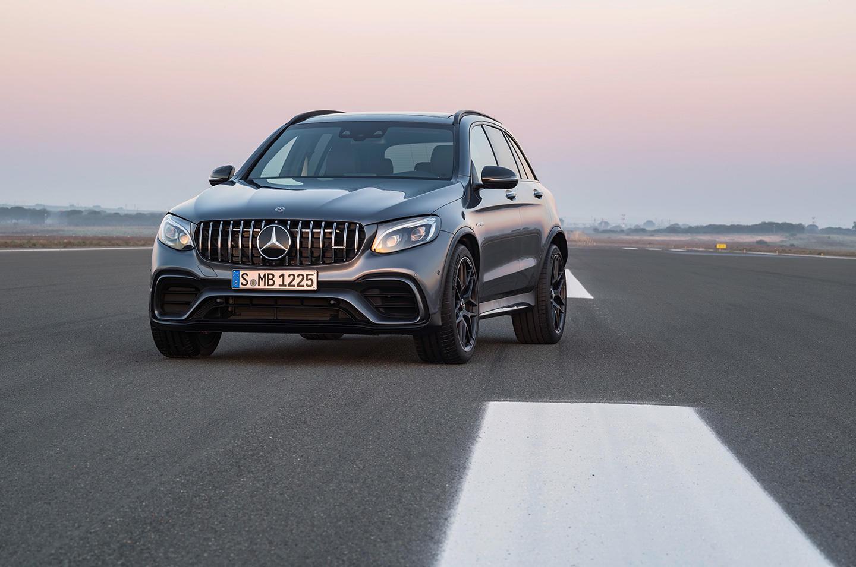 Estos han sido los 10 SUV grandes más vendidos de 2018: del Mercedes GLC al DS7 Crossback