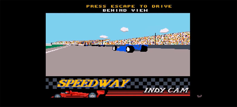 Alucina con más de 30 años de evolución de los juegos de coches en un vídeo de poco más de 5 minutos
