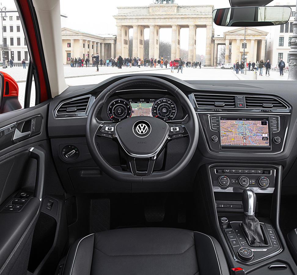 Volkswagen Tiguan Precios Prueba Ficha T 233 Cnica Fotos Y
